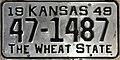 1949 Kansas license plate.jpg