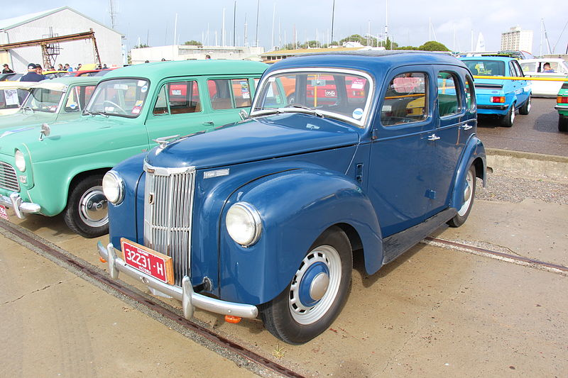 File:1951 Ford Prefect E493A Saloon (16390500326).jpg