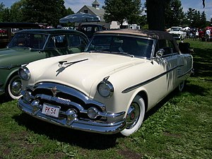 Packard Pacific - 1954 Packard Pacific