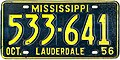 1956 Mississippi License Plate.jpg