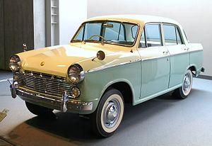 Shinjin Motors - 1963–1966 Shinjin Shinsungho, based on the Datsun Bluebird (310) and formerly sold by Saenara Motors (1962–1963)