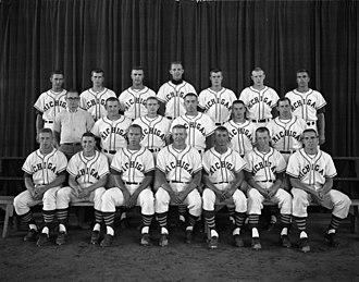 1962 Michigan Wolverines baseball team - Team Photo