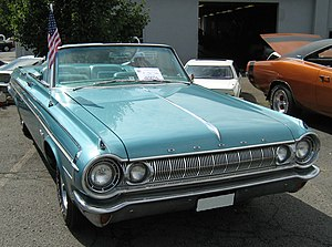 Dodge Polara - 1964 Dodge Polara 500 Convertible