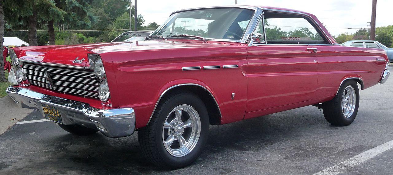 1965 Mercury Comet Classic Automobiles