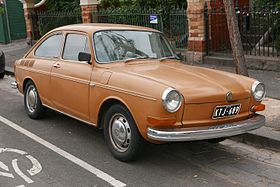 1970 Volkswagen 1600 (Type 3) TL fastback sedan (2015-12-07) 01.jpg