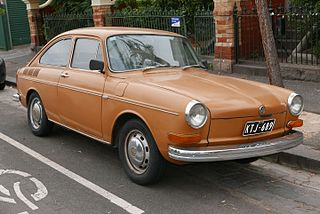 Volkswagen Type 3 Compact car built from 1961–1973