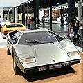 1974 Lamborghini Countach LP400 at Grand basel 2018 (Ank Kumar) 03.jpg