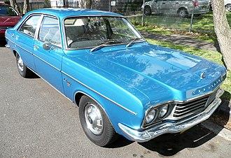 Chrysler Australia - Chrysler KB Centura