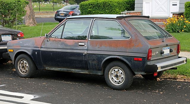 English a 1979 ford fiesta ghia us market version built in october