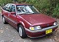 1987-1990 Ford Laser (KE) Ghia 5-door hatchback 01.jpg