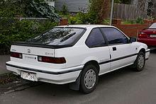 Honda Integra DA3 SX16 3 Door Sport Coupe Australia