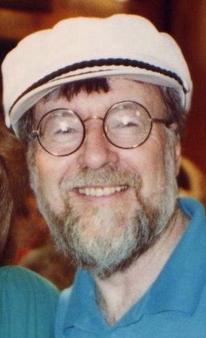 John Arpin - John Arpin at the 1990 Scott Joplin Ragtime Festival in Sedalia, Missouri