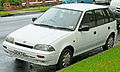 1994 Suzuki Swift Cino 5-door hatchback (2011-04-28) 01.jpg