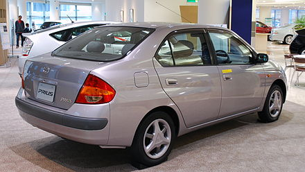 toyota prius wikivisually. Black Bedroom Furniture Sets. Home Design Ideas