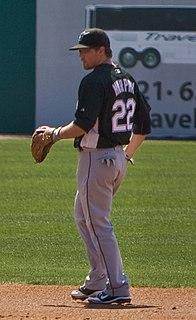 Donnie Murphy American baseball player