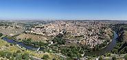 1 toledo spain aerial panorama 2014