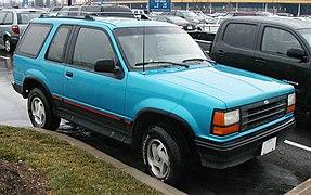 ford explorer 1991 xlt
