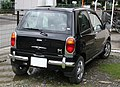1st generation Mitsuoka Ray rear.jpg