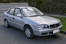 Eighth Generation Toyota Corolla (Europe And Australasia)