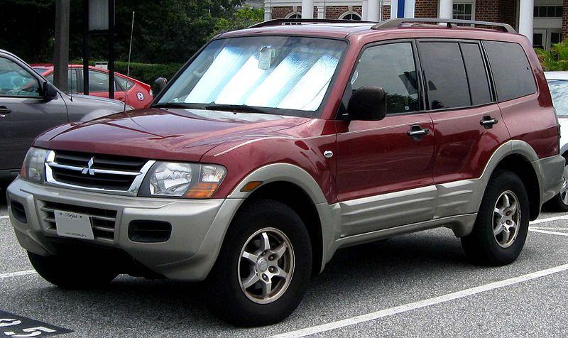 Archivo :2001-2002 Mitsubishi Montero - 08-16-2010.jpg