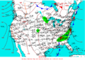 2003-05-22 Surface Weather Map NOAA.png