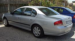 2004-2005 Ford Falcon (BA II) XT sedan (2005-12-09).jpg