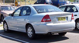 Holden Commodore (VZ) - Commodore Executive sedan
