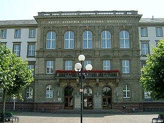 Giessen - University of Giessen