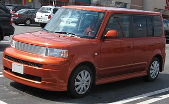 Toyota bB - xB Release Series 1.0 variant