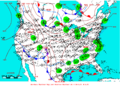 2006-02-20 Surface Weather Map NOAA.png