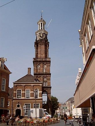 Pieter and François Hemony - Wijnhuistoren, Zutphen