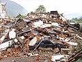 2008년 중앙119구조단 중국 쓰촨성 대지진 국제 출동(四川省 大地震, 사천성 대지진) SSL27500.JPG