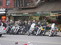 2008 Hells Angels Rally, New York City, Tompkins Square Park.jpg
