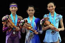 2009-2010 JGPF Ladies Podium.jpg
