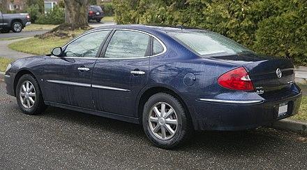 Buick LaCrosse - Wikiwand