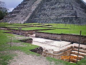 2009 excavation ChichenItza