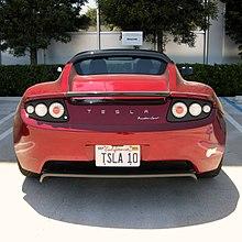Tesla roadster wiki