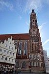 2012-10-06 Landshut 020 Altstadt, St. Martin (8062122442).jpg