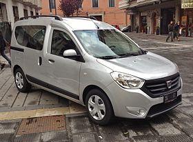 Dacia dokker wikipedia dacia dokker publicscrutiny Choice Image