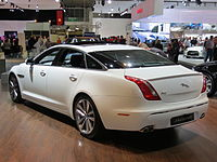 Jaguar XJ (X351) - Wikipedia