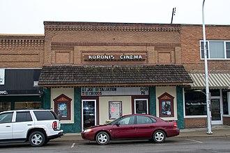 Paynesville, Minnesota - Koronis Cinema