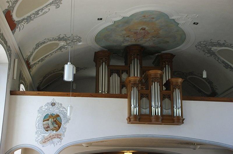 Datei:2013-07-31 Bartholomäus Mäder Orgel.JPG