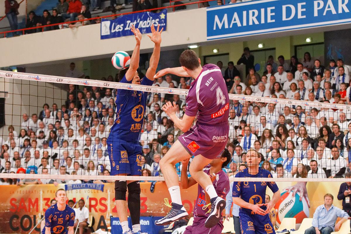 Coupe de france de volley ball masculin 2012 2013 wikip dia - Coupe de france de volley ...
