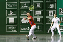 2013 Basque Pelota World Cup - Frontenis - France vs Spain 25.jpg