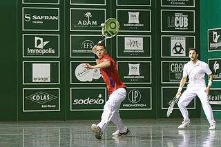 Frontenis Sport