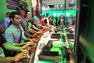Killer Instinct (2013 video game) - A showing of the game's demo version at the Electronic Entertainment Expo 2013