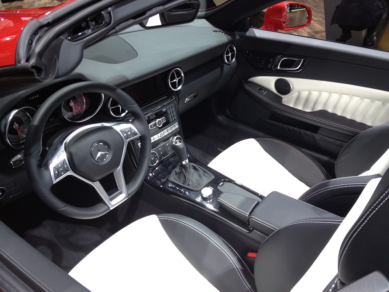 Mercedes benz slk 250 wikipedia for 2013 mercedes benz slk 250 price
