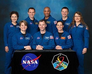 NASA Astronaut Group 21 Group of 8 selected in June 2013
