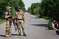 2014-07-31. Батальон «Донбасс» под Первомайском 07.jpg