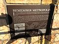 "2014-09-14 17 18 58 ""Remember Metropolis"" historical marker in Metropolis, Nevada.JPG"
